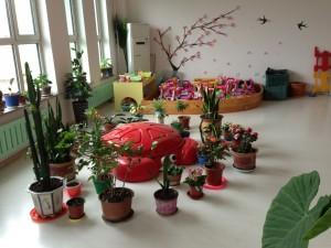 Garden room in Shenyang City Orphanage