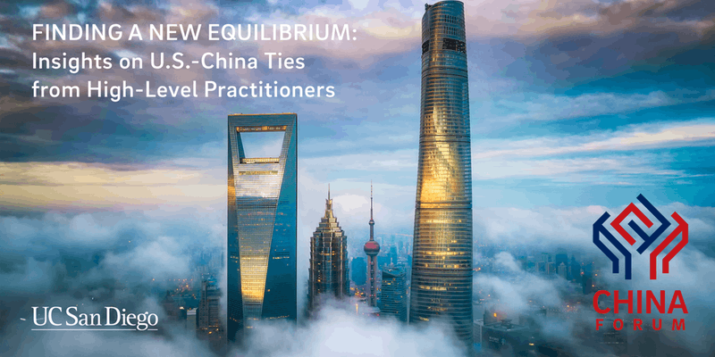China Forum Opening Event: Finding a New Equilibrium | China Focus